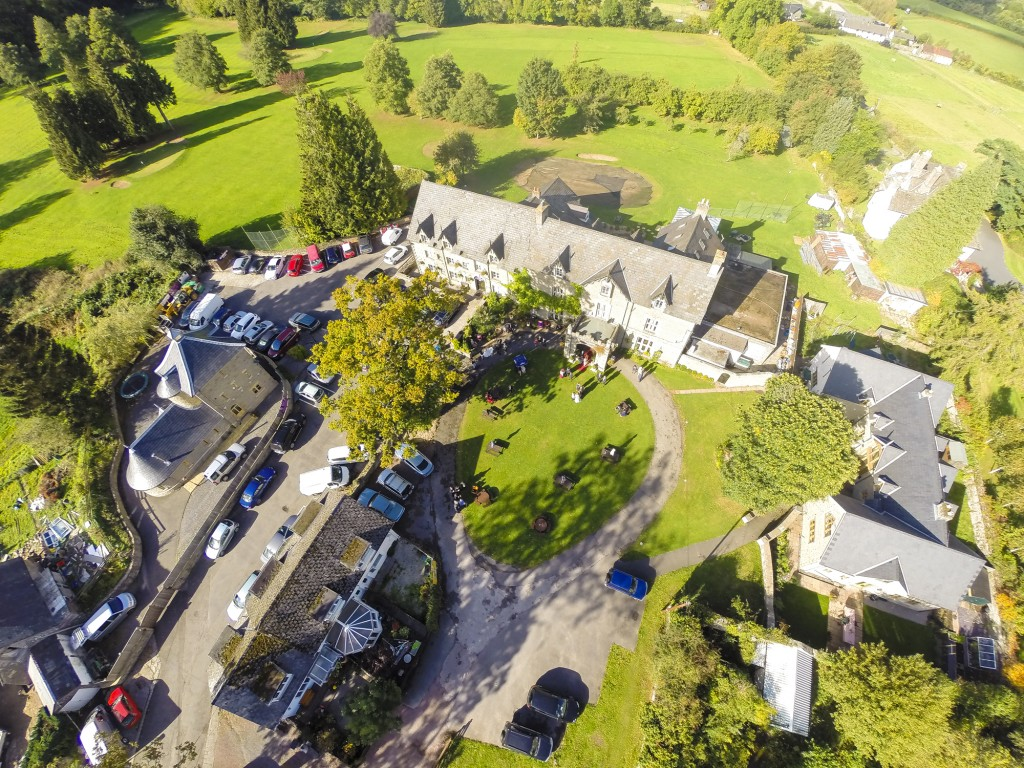 The Old Rectory – Crickhowell