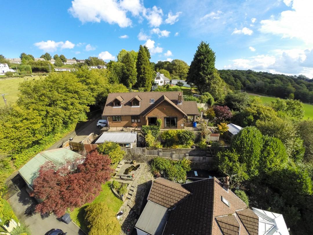 Aerial Photography – Pontnewynydd