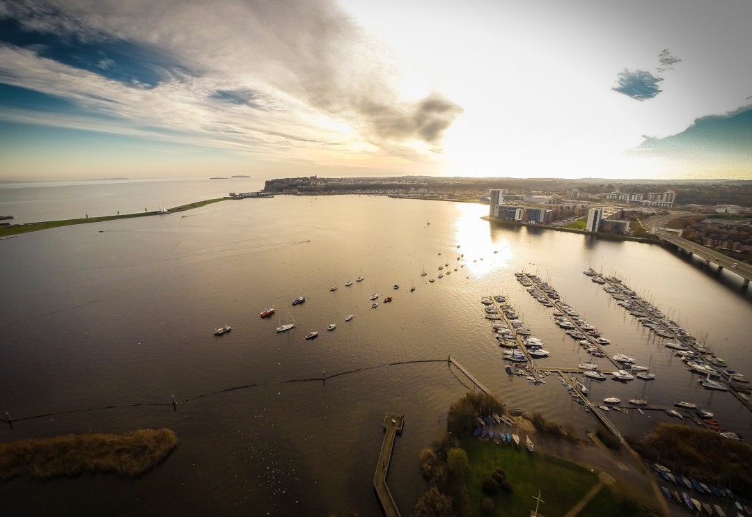 Penarth Marina – Cardiff, South Wales