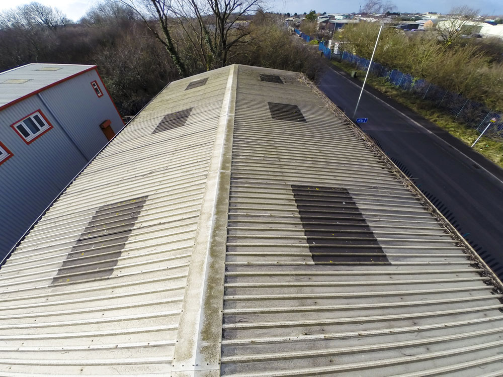 Aerial Roof Surveying