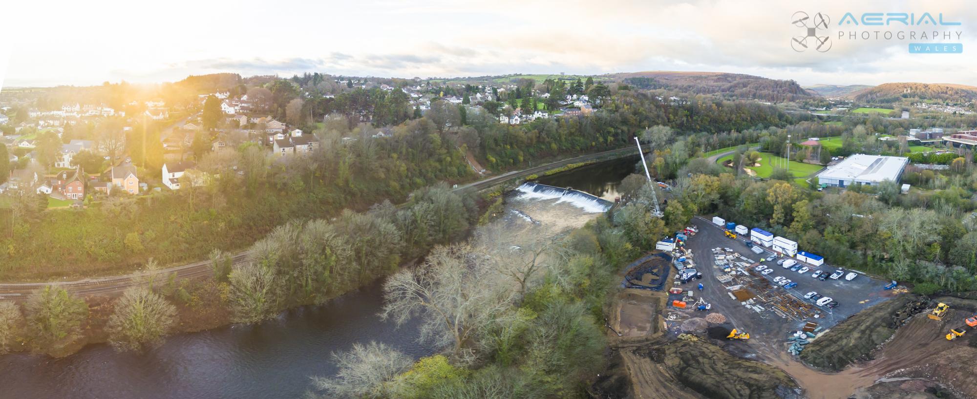 Radyr Weir Hydro Scheme-127