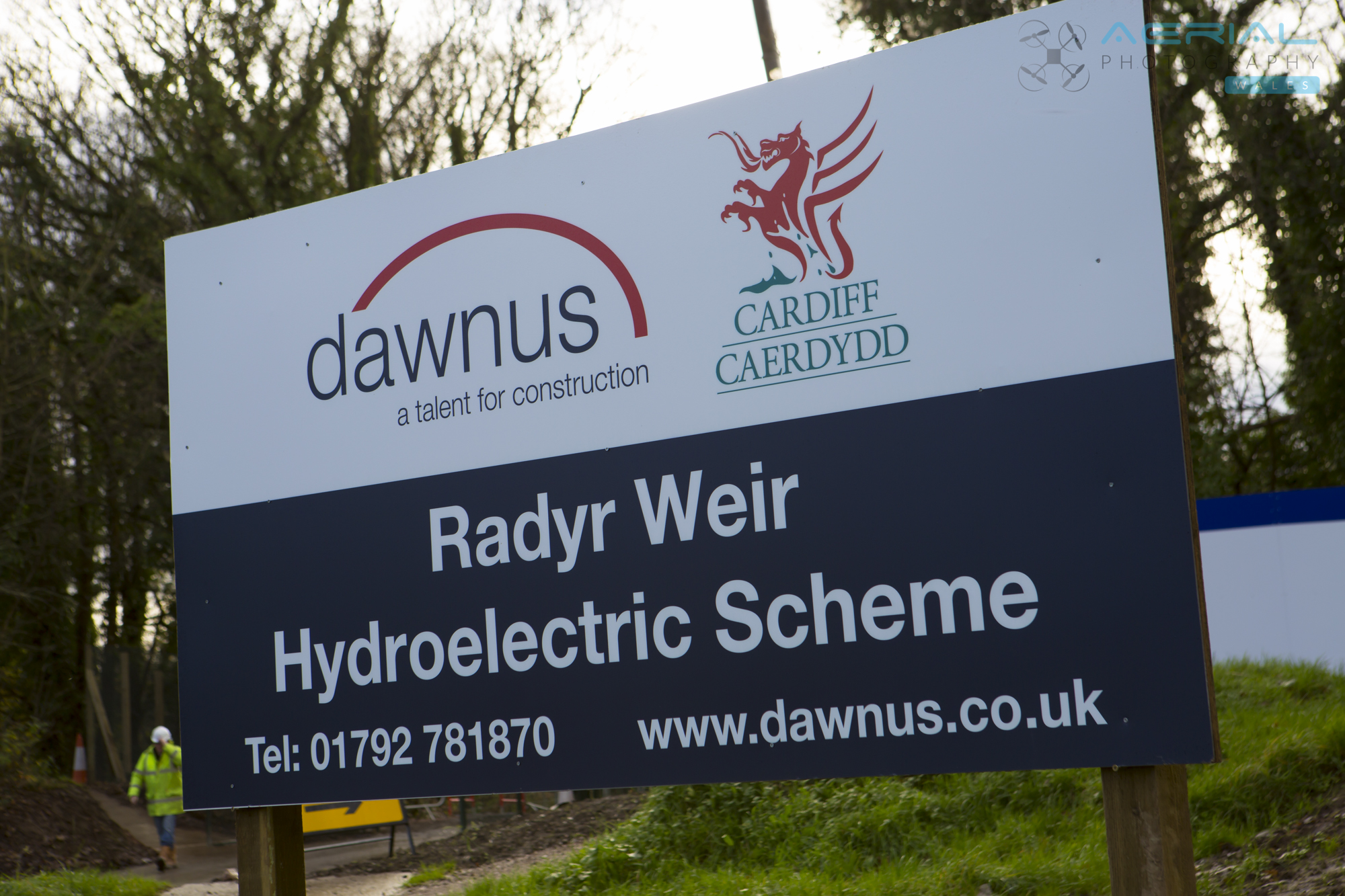 Radyr Weir Hydro Scheme 2-9