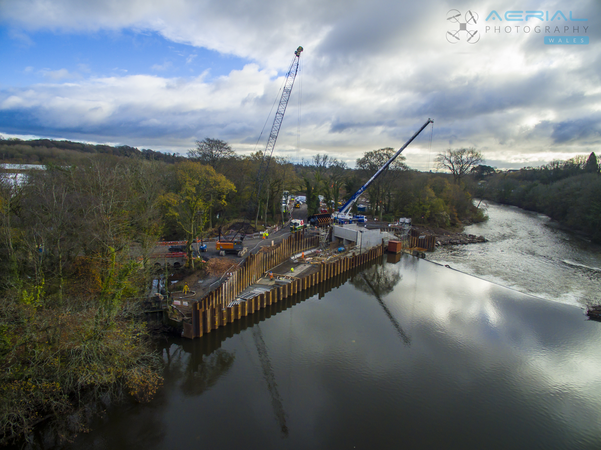 Radyr Weir Hydro Scheme-3