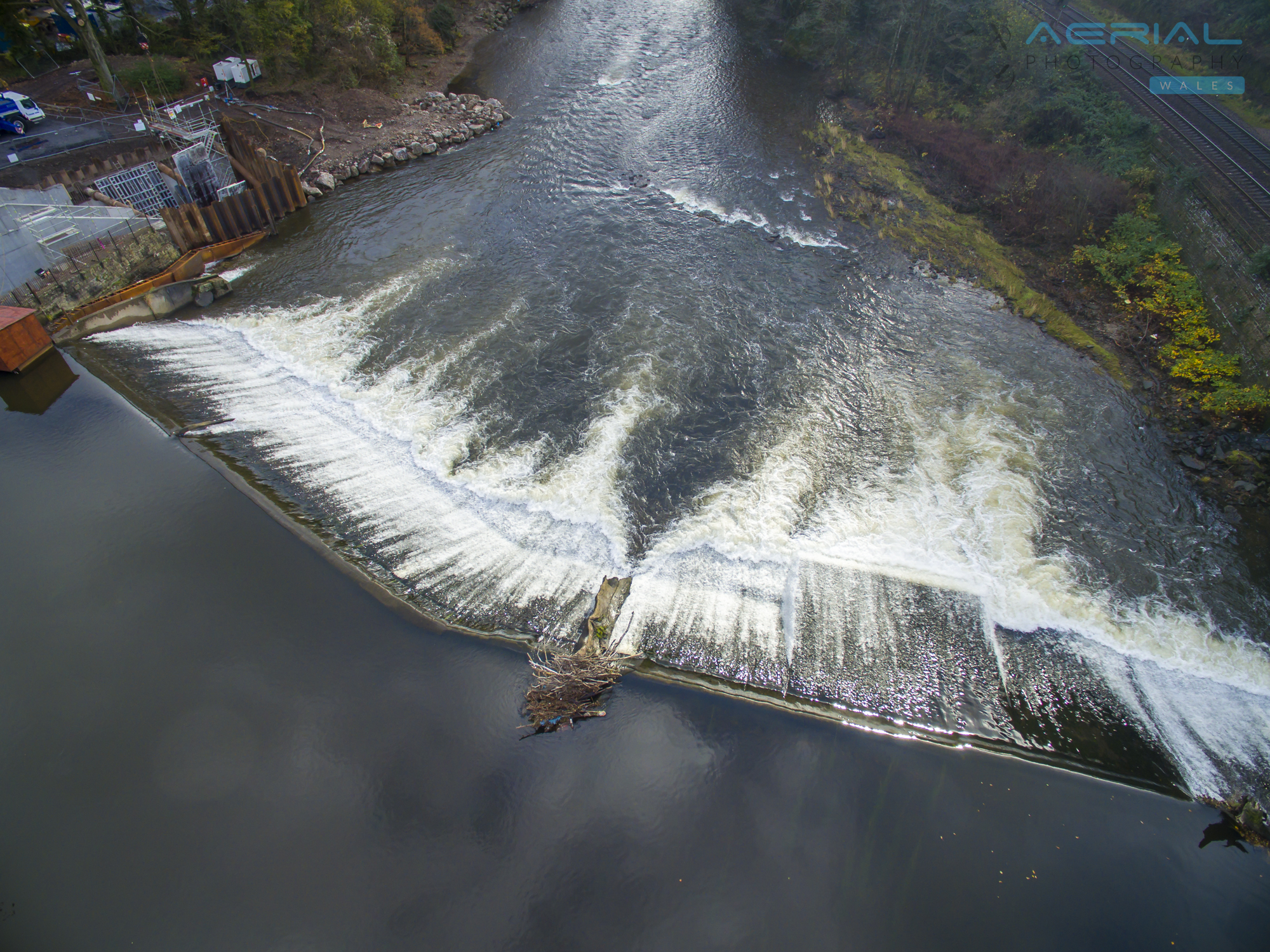 Radyr Weir Hydro Scheme-9