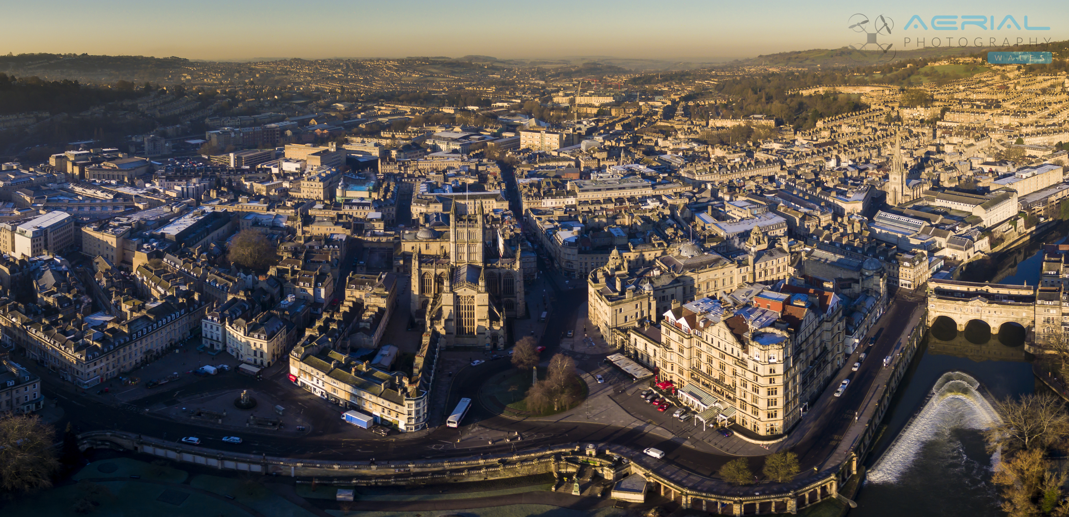 Aerial Photography Wales | Professional Aerial Photography in Wales