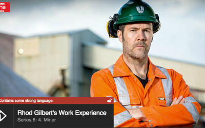 More BBC1 Aerial Filming – Rhod Gilbert's Work Experience