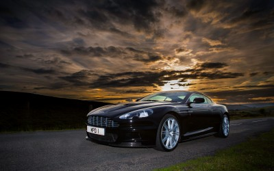 The Aston Martin DBS. Promotional Video