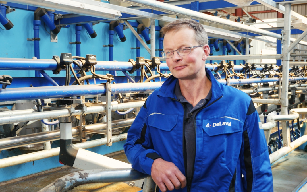 Cow Robots – a Promotional Film for DeLaval