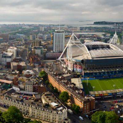cardiff stadium