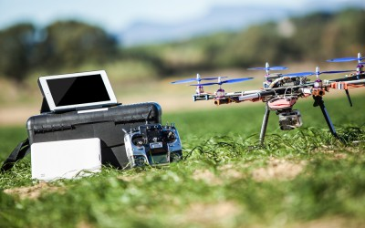 Drone Technology and the future of Unmanned Aerial Photography