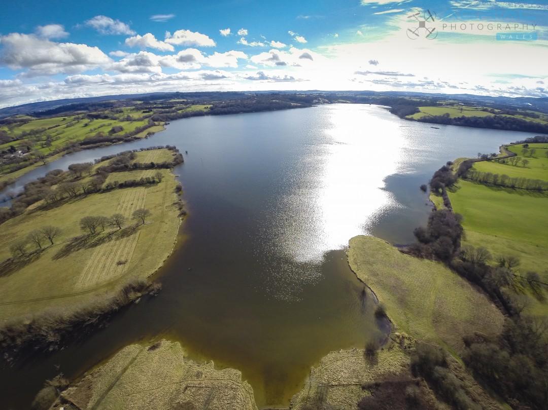 Llandegfedd reservoir – Pontypool