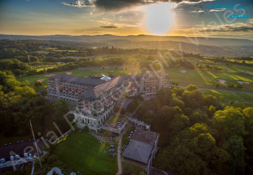 Celtic-Manor-Sunset